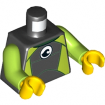 LEGO 6182771 TORSE COMBI PLONGE