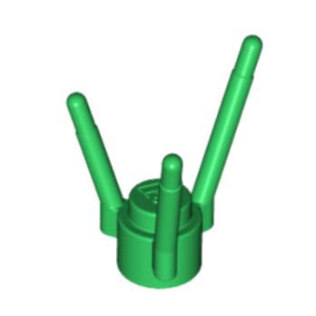 LEGO 374128 PLANTE - DARK GREEN