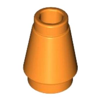 LEGO 4518029 CONE 1X1 - ORANGE