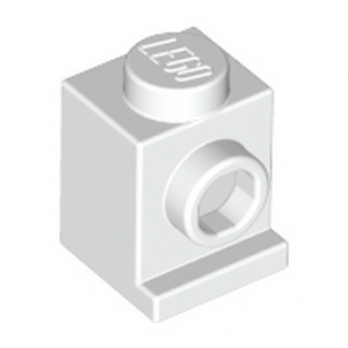 LEGO 407001 ANGULAR BRIQUE 1X1 - BLANC