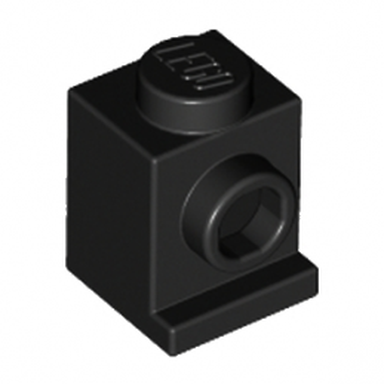 LEGO 407026 ANGULAR BRIQUE 1X1 - NOIR