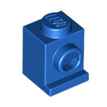 LEGO 407023 ANGULAR BRIQUE 1X1 - BLEU