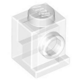 LEGO 4215618 ANGULAR BRIQUE 1X1 - TRANSPARENT