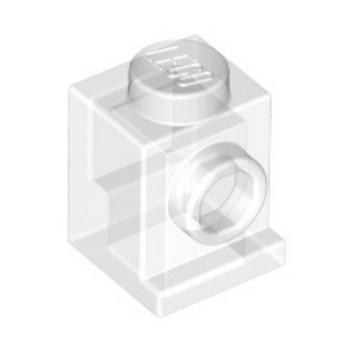 LEGO 6244796 ANGULAR BRIQUE 1X1 - TRANSPARENT
