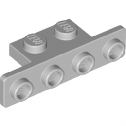 LEGO 6014615 ANGLE PLATE 1X21X4 - MEDIUM STONE GREY