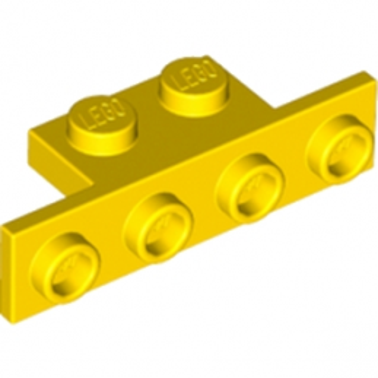 LEGO 243624 ANGLE PLATE 1X21X4 - JAUNE