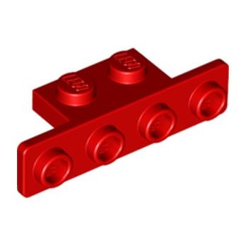 LEGO 6089576 ANGLE PLATE 1X21X4 - ROUGE