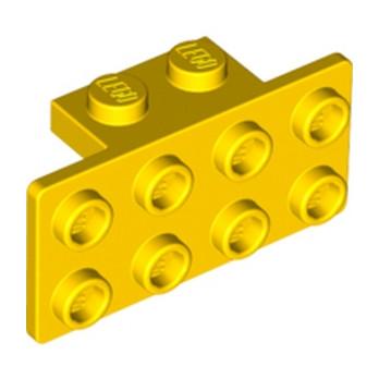 LEGO 4613344 ANGLE PLATE 1X2  2X4 - JAUNE