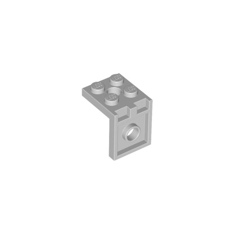 LEGO 4211472 PLATE 2X2 ANGLE - MEDIUM STONE GREY