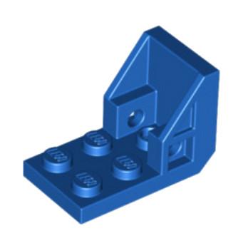 LEGO 459823  SEAT 2X3X2 - BLEU