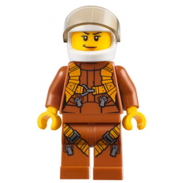 Figurine Lego® City - Pilote