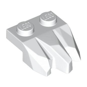 LEGO 6181319 PLATE 2X3, ROCK - BANC