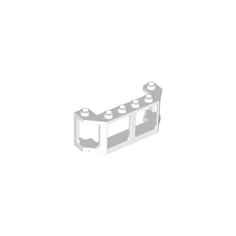 Lego 6079143 fenetre train 2x6x2 blanc for Fenetre lego