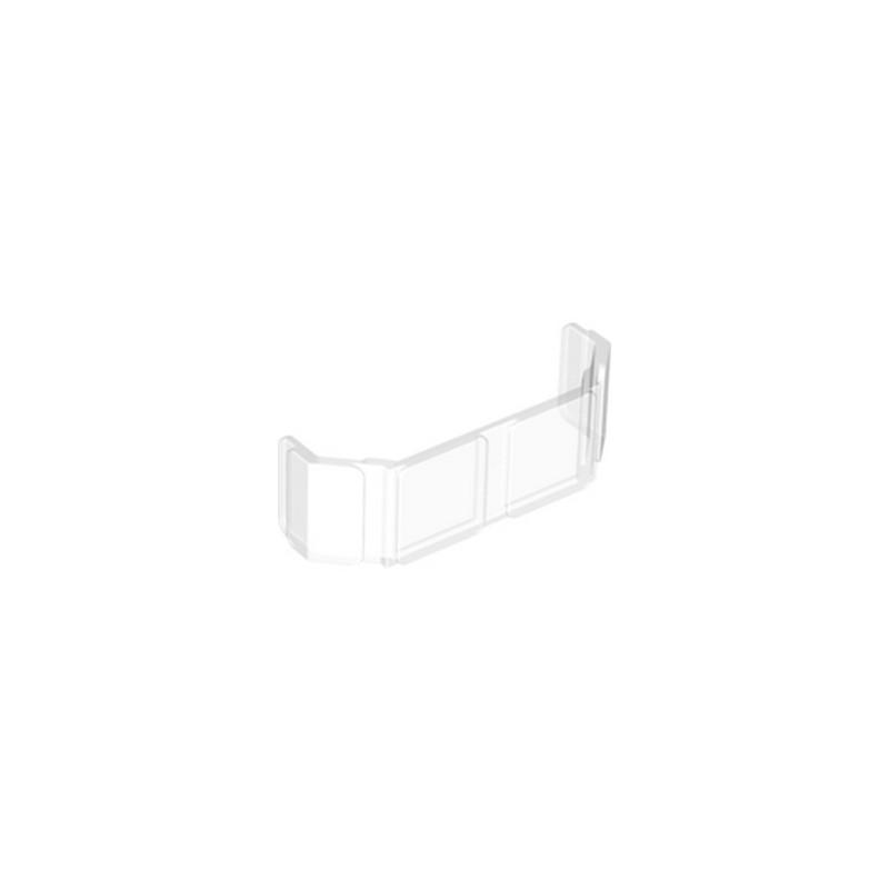 lego 6173965 vitre pour fenetre pare brise 2x6x2 transparent. Black Bedroom Furniture Sets. Home Design Ideas