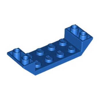 LEGO 6188643 ROOF TILE 2X6 45 DEG - BLEU