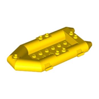 LEGO 6099480 BATEAU - JAUNE