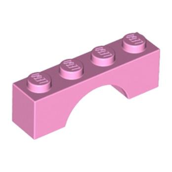 LEGO 6175307  BRIQUE ARCHE 1X4 -  ROSE CLAIR