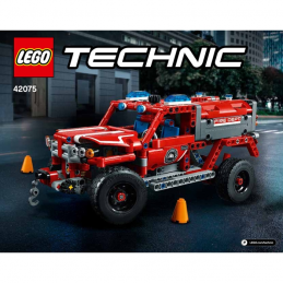 Notice / Instruction Lego TECHNIC - 42075