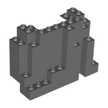 LEGO 4279446 ROCHER MONTAGNE 4x6x10 - DARK STONE GREY