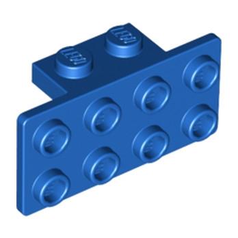 LEGO 6194751 ANGLE PLATE 1X2 / 2X4 - BLEU