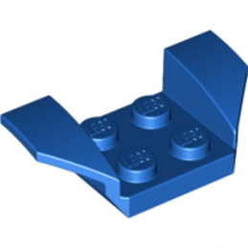 LEGO 6176528 GARDE BOUE 2X4 - BLEU