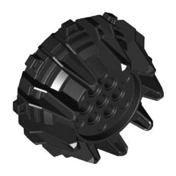 LEGO 4538782 ROUE Ø62  - NOIR lego-4538782-roue-o62-noir ici :