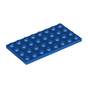 LEGO 303523  PLATE 4X8 - BLEU