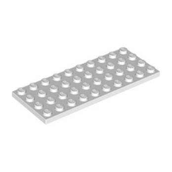 LEGO 4503008 PLATE 4X10 - BLANC lego-4503008-plate-4x10-blanc ici :