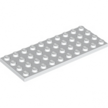 LEGO 4503008 PLATE 4X10 - WHITE