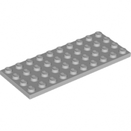 LEGO 4211402 PLATE 4X10 - MEDIUM STONE GREY