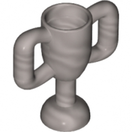 LEGO 6181576 - COUPE  TROPHEE - SILVER METAL