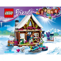 Notice / Instruction Lego Friends 41323