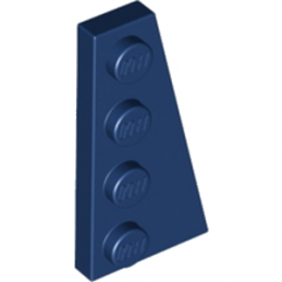 LEGO 4247066 PLATE 2X4 ANGLE DROIT - EARTH BLUE