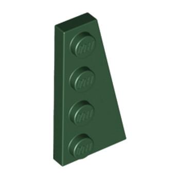 LEGO 4648342  PLATE 2X4 ANGLE DROIT - EARTH GREEN