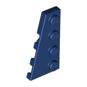 LEGO 4247065 PLATE 2X4 ANGLE GAUCHE  - EARTH BLUE