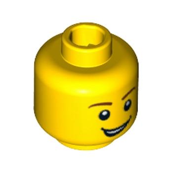 LEGO 6043859 TÊTE  HOMME
