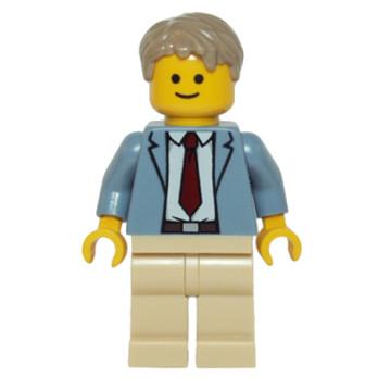 Figurine Lego® City - Le Détective