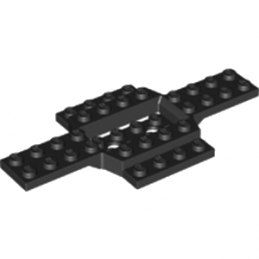 LEGO 6170384 CHASSIS 6X12 - NOIR