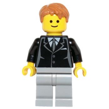 Figurine Lego® City - Employé de banque