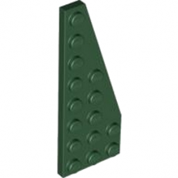 LEGO 4250116 PLATE 3X8 ANGLE DROIT - EARTH GREEN
