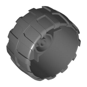 LEGO 4265294 ROUE Ø56 - DARK STONE GREY