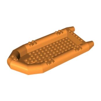 LEGO 6179801 BATEAU 16.8 CM - ORANGE