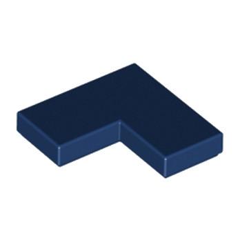 LEGO 6103392 PLATE LISSE ANGLE 1X2X2 - EARTH BLUE