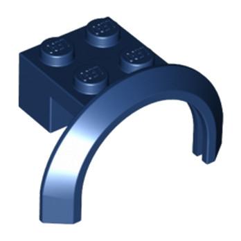 LEGO 6176432 GARDE BOUE 2X4X1 - EARTH BLUE