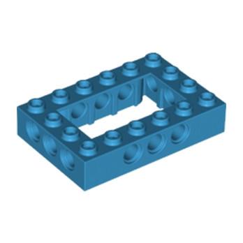 LEGO 6185546 4X6 BRIQUE , Ø 4,85 - DARK AZUR