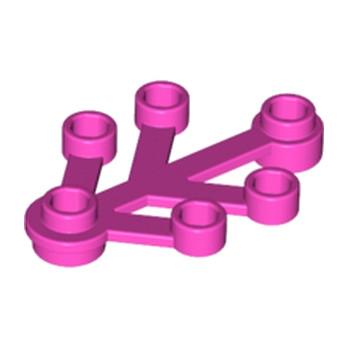 LEGO 6093480 FEUILLAGE - ROSE lego-6093480-feuillage-rose ici :