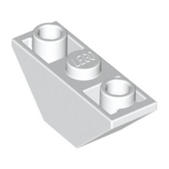 LEGO 6100962 DOUB. INVERT.ROOF TILE 1X3/45° - BLANC