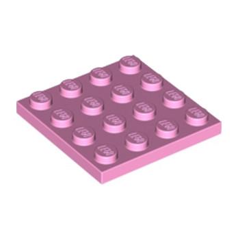 LEGO 6181831 PLATE 4X4 - ROSE CLAIR lego-6181831-plate-4x4-rose-clair ici :