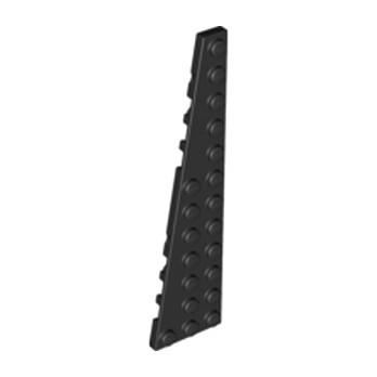 LEGO 4209003 PLATE ANGLE GAUCHE 3X12 - NOIR