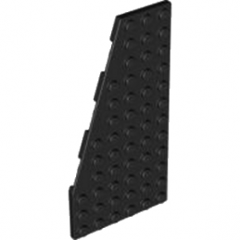 LEGO 4143180  AILE GAUCHE 6X12 - NOIR
